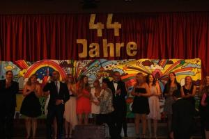Jubiläumsveranstaltung 44 Jahre HFG