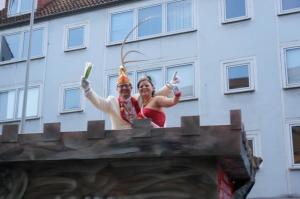 Karnevalsumzug 2016
