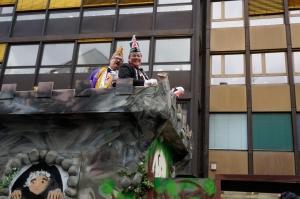 Karnevalsumzug 2017